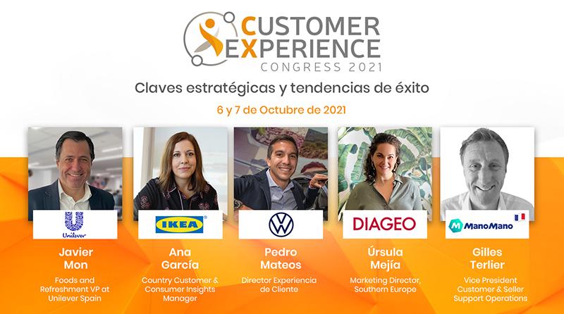 Digital CX Congress 2021 engagement consumidor marcas ponentes noticias retail
