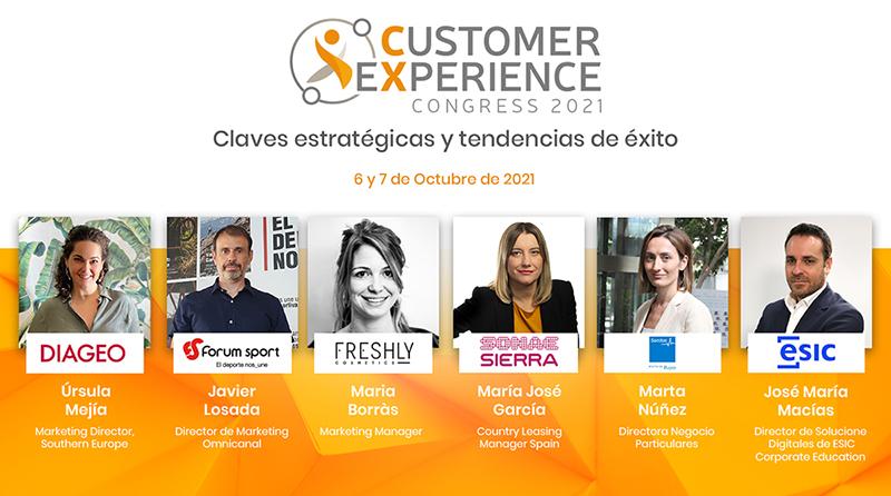 Digital CX Congress 2021 mesa redonda expectativas cliente compañías noticias retail