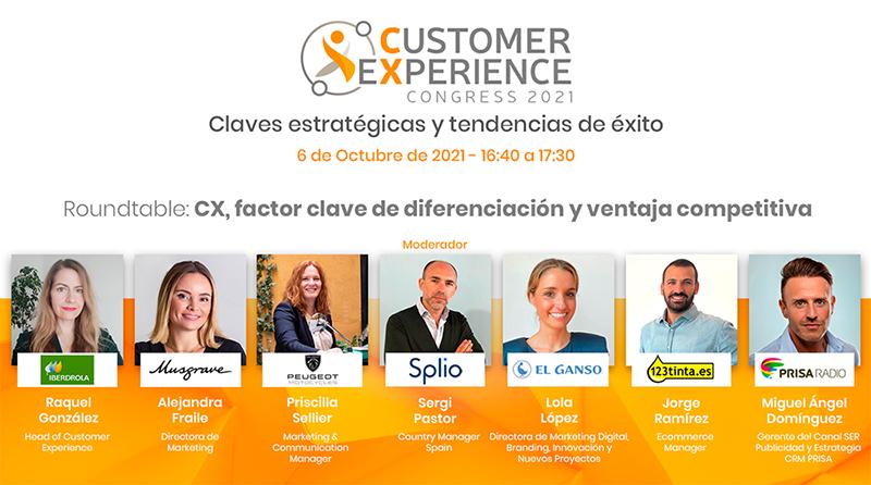 Digital CX Congress factor clave diferenciación ventaja competitiva noticias retail