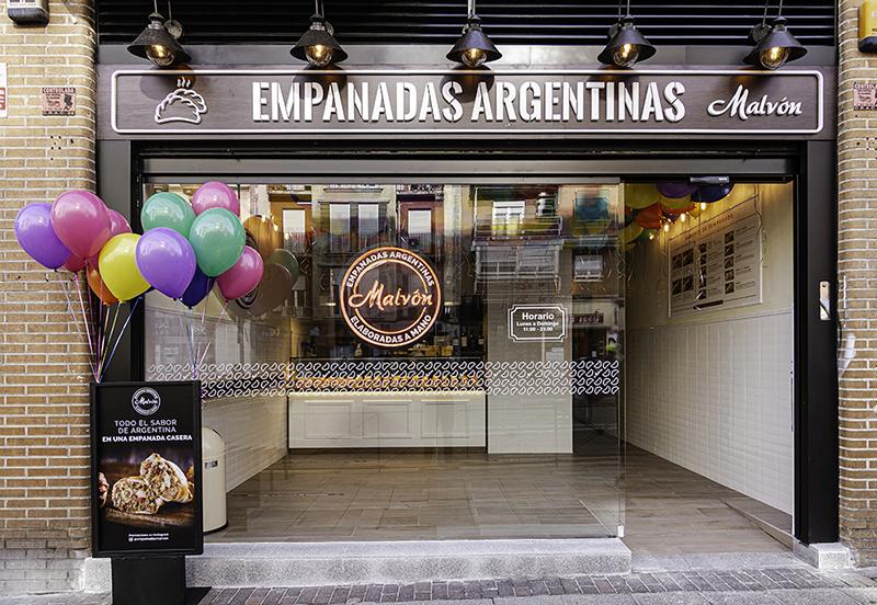 Empanadas Malvón apertura Madrid Acacias restauración noticias retail