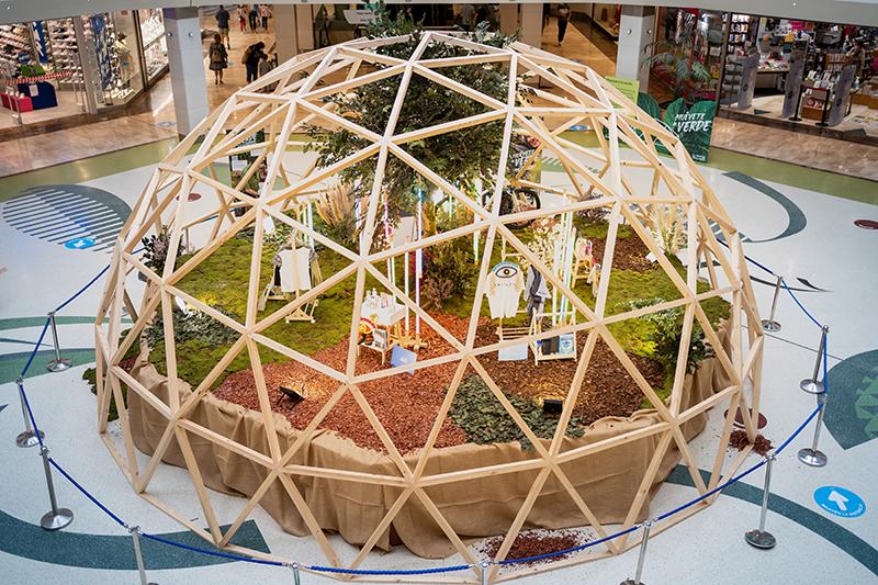 GranCasa Muevete al verde sostenibilidad bosque de los zaragozanos noticias retail