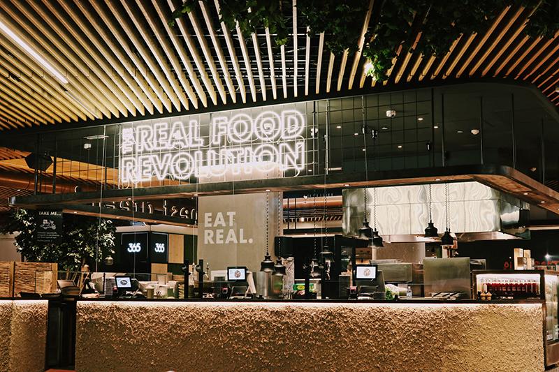 Honest Greens Westfield Glories restaurante noticias retail