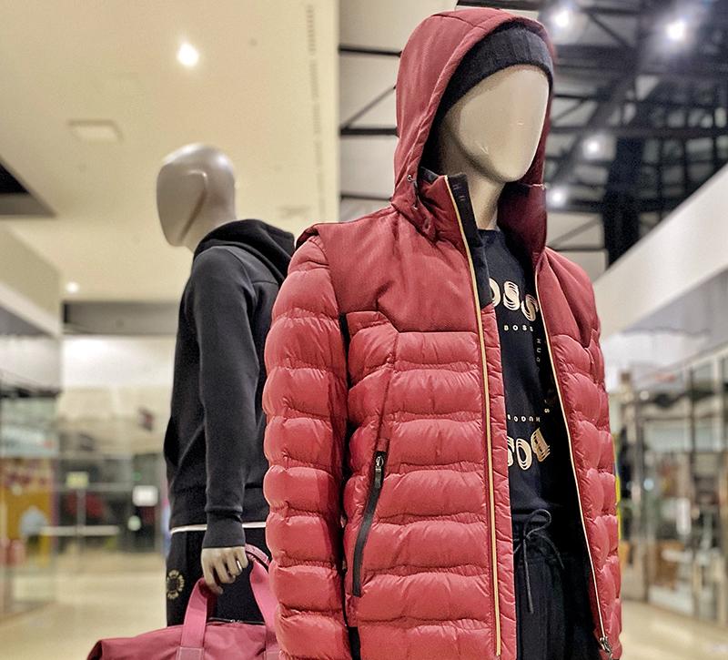 Hugo Boss Coruna The Style Outlets noticias retail 2