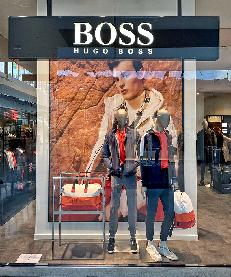Hugo Boss Coruna The Style Outlets noticias retail
