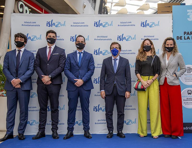 Islazul alcalde Madrid aparcamiento disuasorio movilidad sostenibilidad ciudad noticias retail