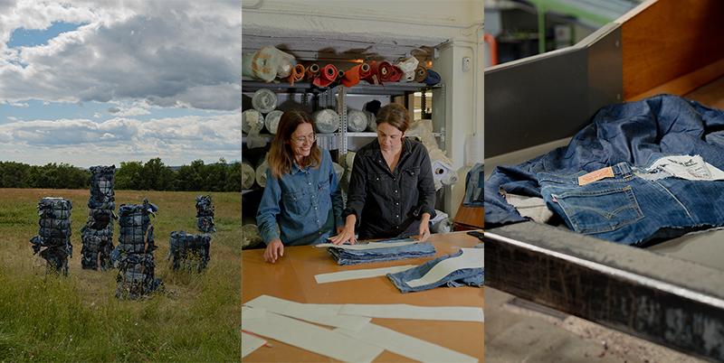 Levi's Back to Eco sostenibilidad denim moda noticias retail