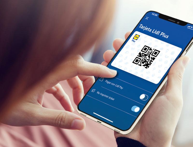 Lidl e-ticket ahorro papel sostenibilidad noticias retail