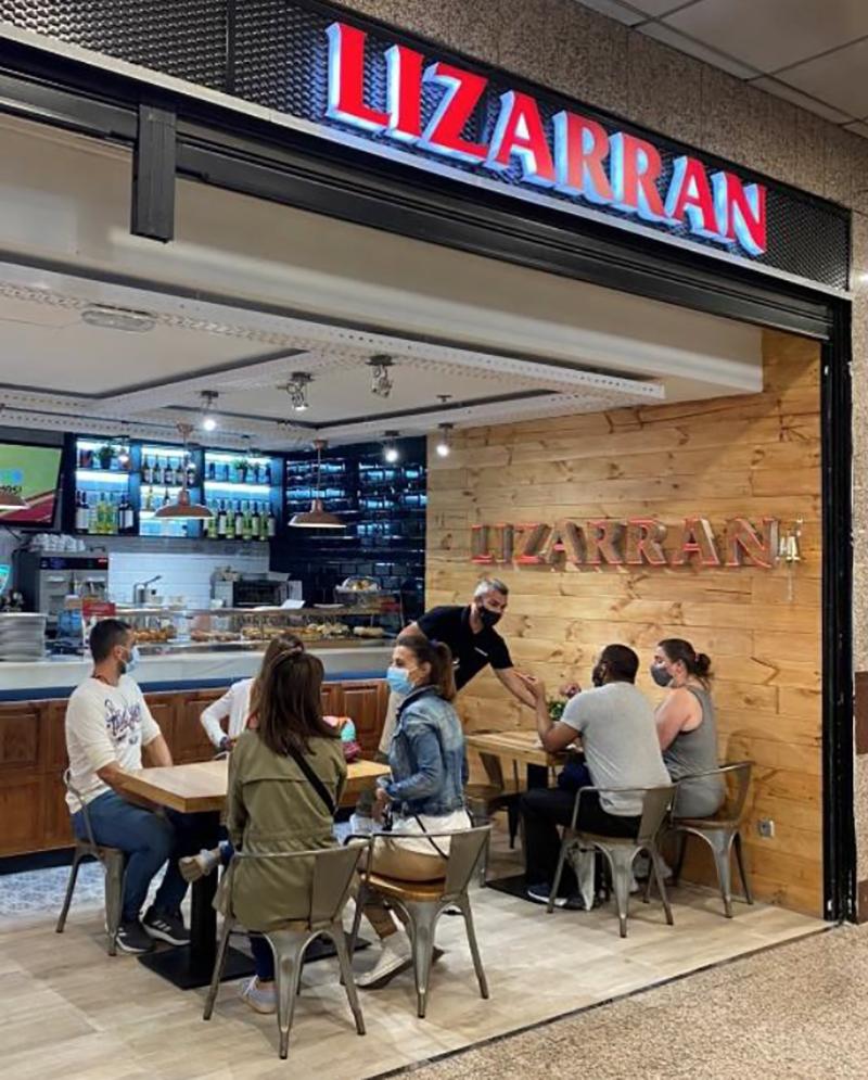 Lizarran y Cantina Mariachi Gran Via Hortaleza noticias retail