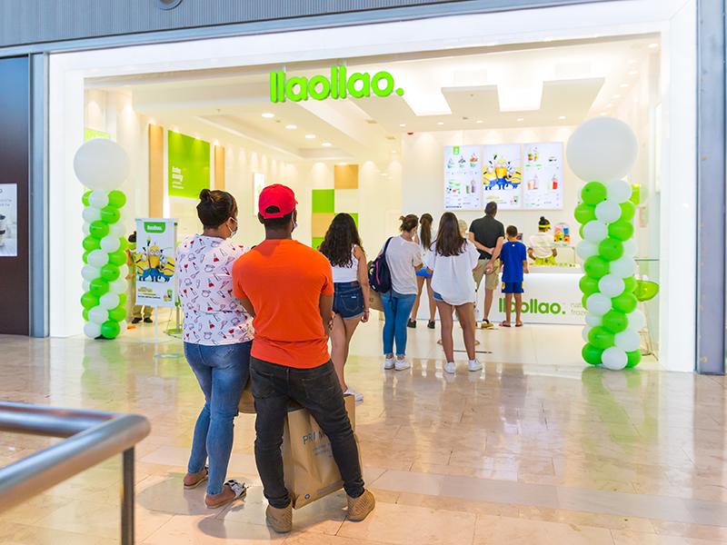 Llaollao cifras ventas 2019 frozen yogurt noticias retail