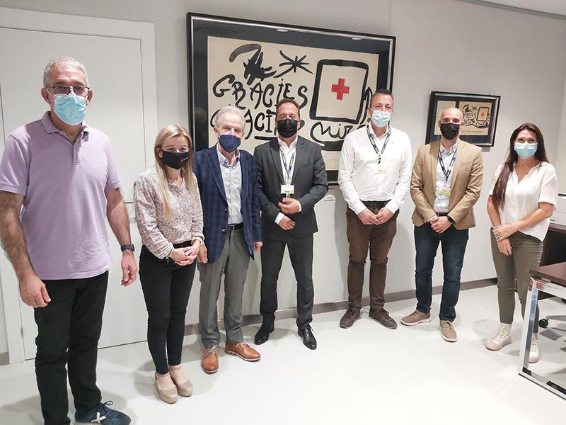 Makro Cruz Roja Cataluña firma acuerdo solidaridad noticias retail