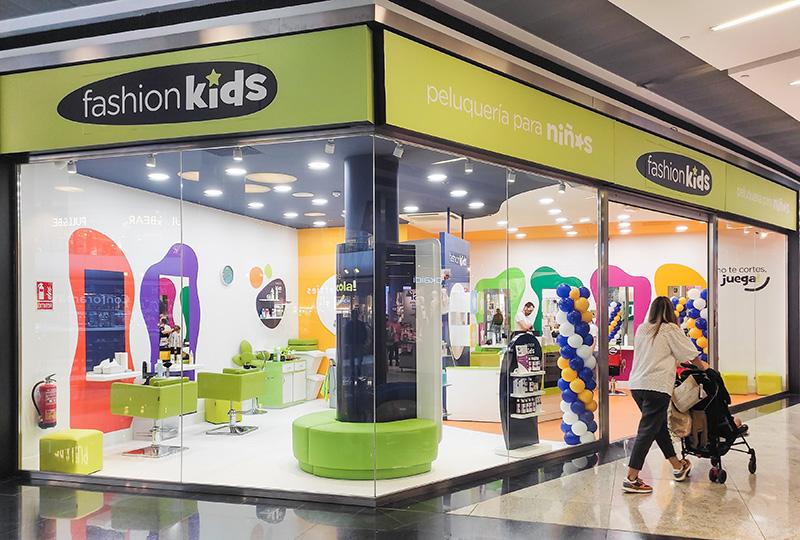 Marineda City apertura FashionKids peluquería infantil Galicia noticias retail