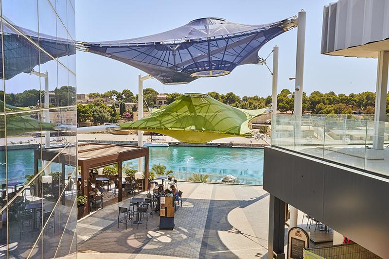 Merlin Properties transformación integral Porto Pi Palma Mallorca renovación noticias retail