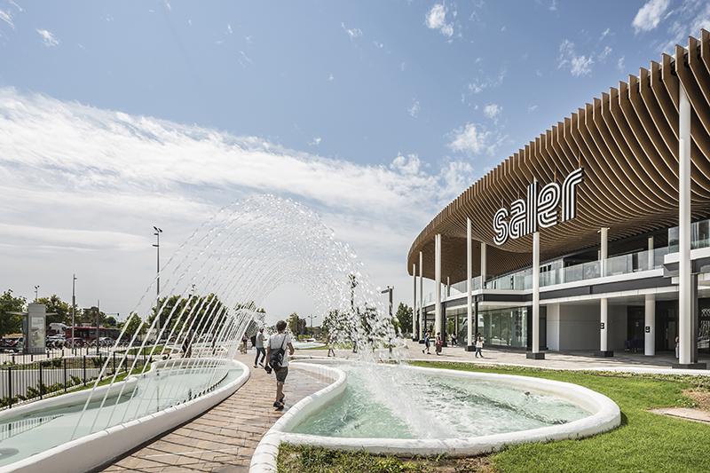 Merlin Properties transformación integral Saler Valencia renovación noticias retail