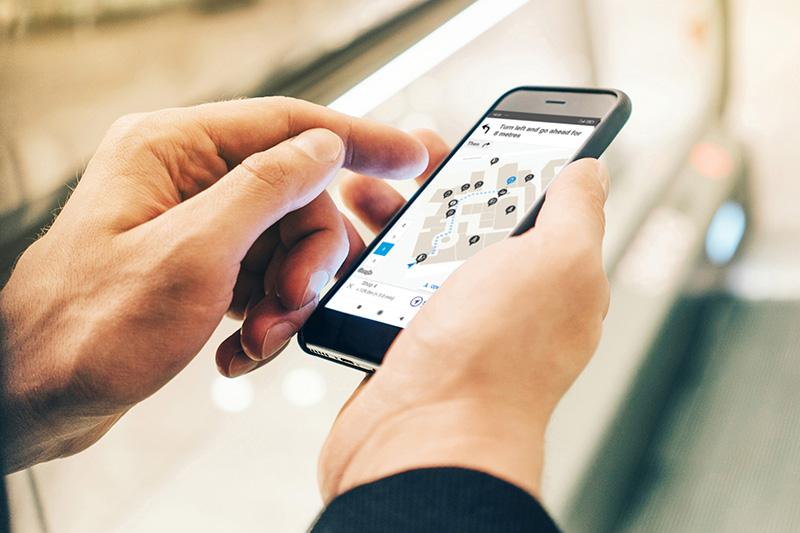 Nhood Vialia Vigo Situm posicionamiento geolocalización tecnología noticias retail