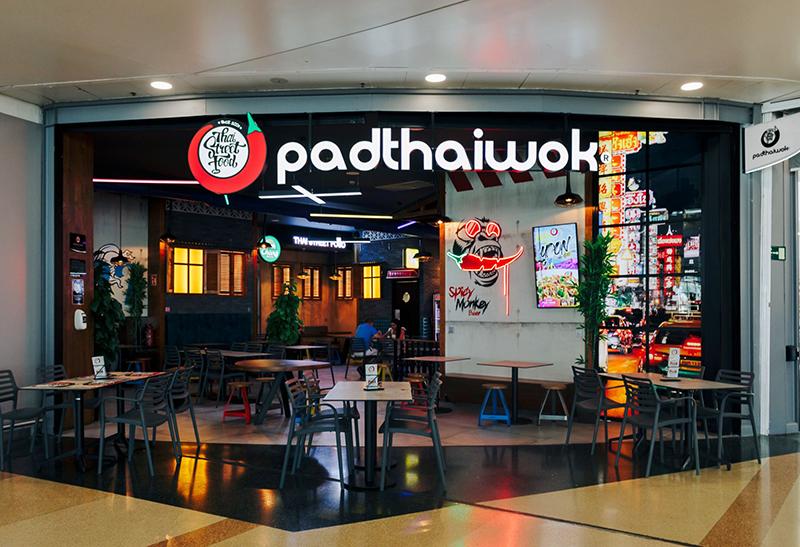 PadThaiWok aperturas Madrid H2O restauración noticias retail