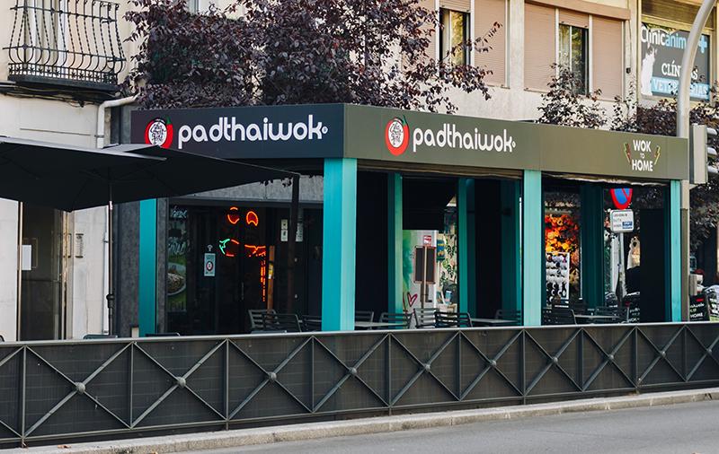 PadThaiWok aperturas Madrid López de Hoyos restauración noticias retail