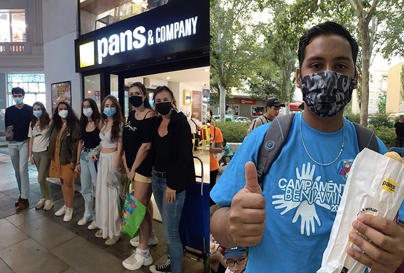 Pans&Company Pans&World desarrollo sostenible social noticias retail