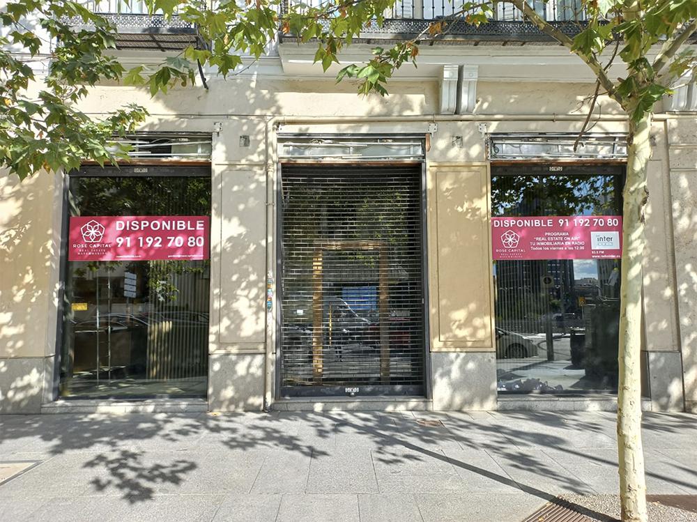 Rose Capital X Jornada Puertas abiertas Serrano 96 noticias retail
