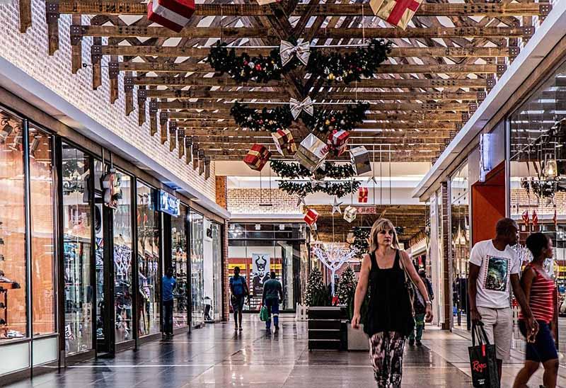 Sensormatic afluencua Navidad compras noticias retail