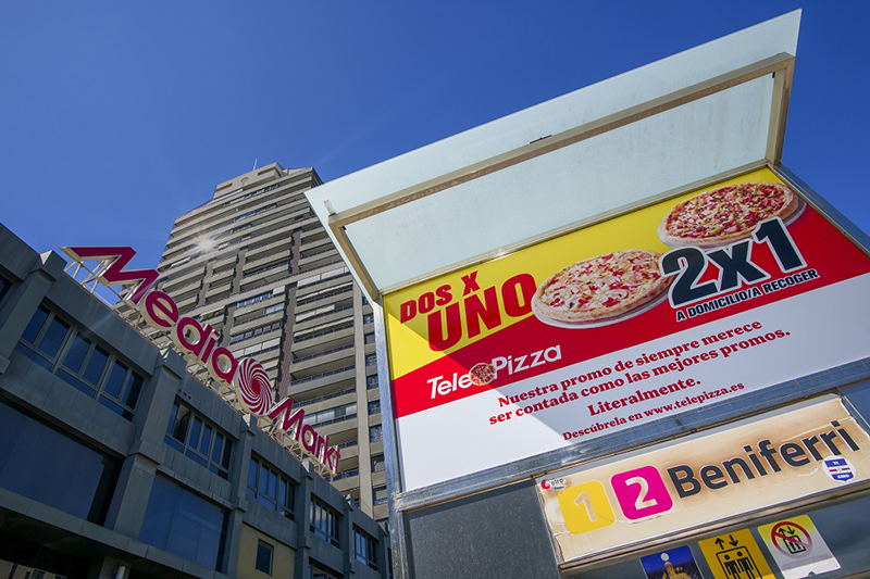 Telepizza promociones MediaMarkt noticias retail