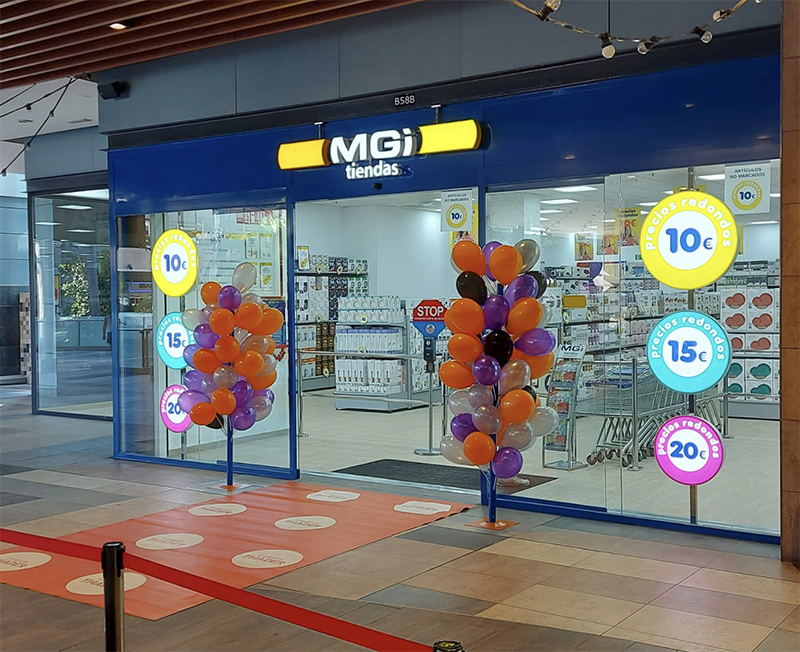 Thader MGI reapertura ampliación noticias retail