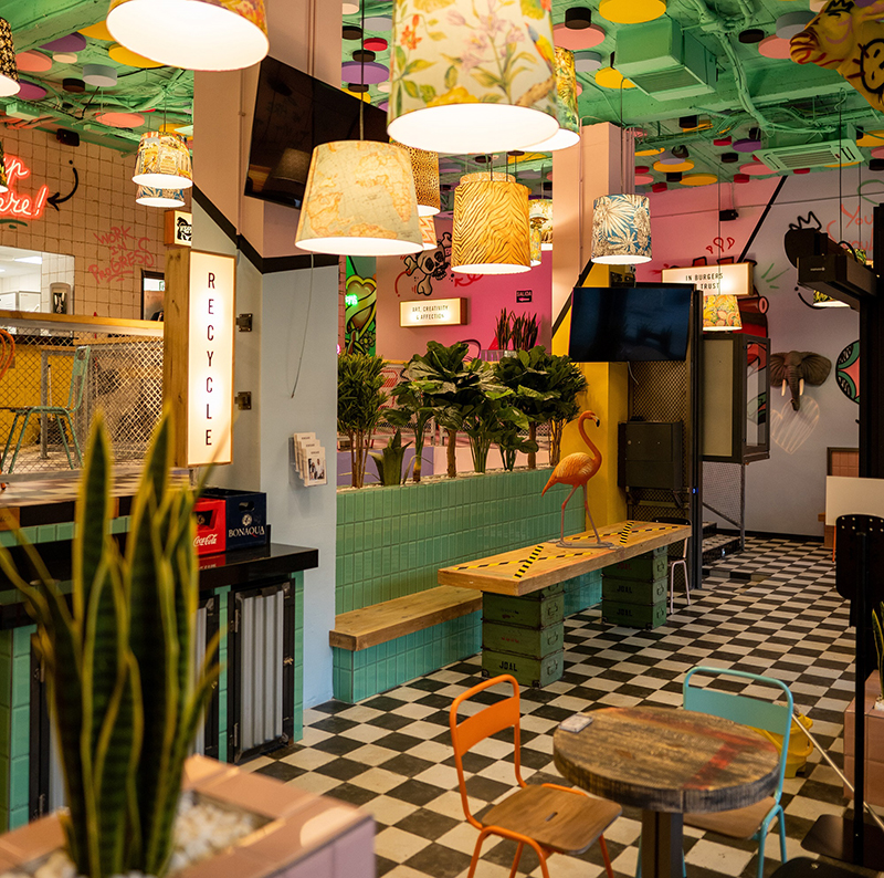 The Fitgerald Burger Company aperturas Madrid Welcome to the Movement noticias retail