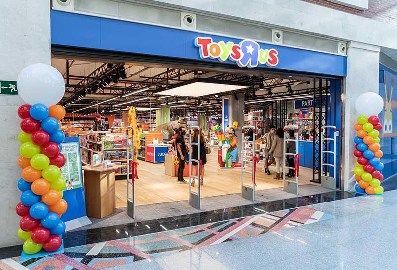 Toys R Us apertura Bilbao expansión juguetes noticias retail