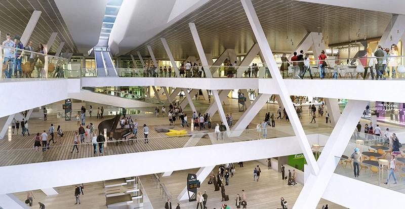 Vialia Vigo nuevas aperturas noticias retail