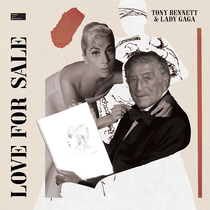 Westfield Lady Gaga Tony Bennet jazz musica concierto online noticias retail