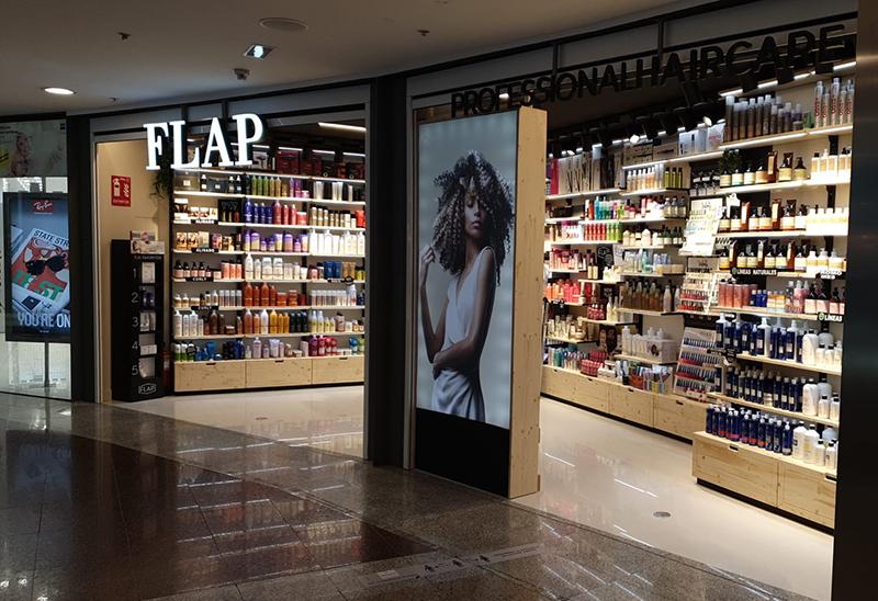 peluqueria Flap Principe Pio noticias retail