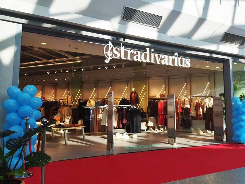 AireSur Stradivarius Inditex apertura tienda moda noticias retail