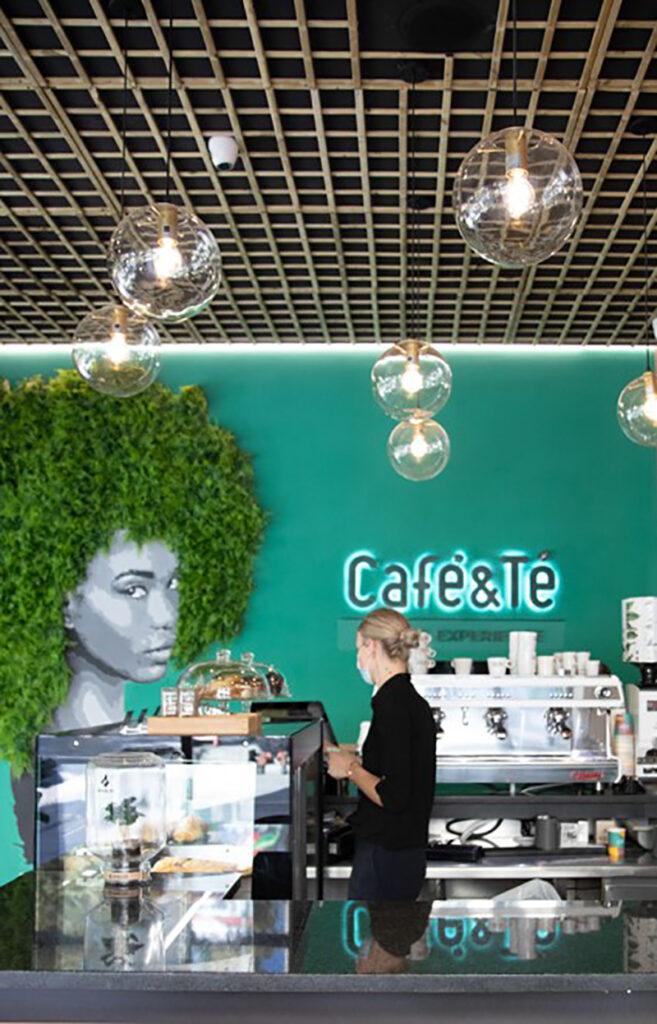 Café&Té Plaza de los Cubos Madrid imagen renovada restauración noticias retail