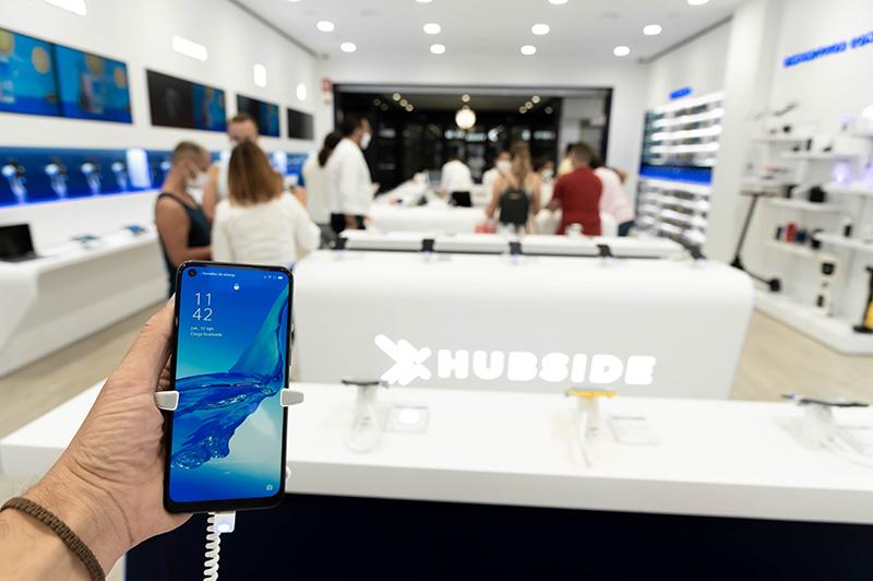 Hubside.Store Xanadú tercera tienda Madrid noticias retail