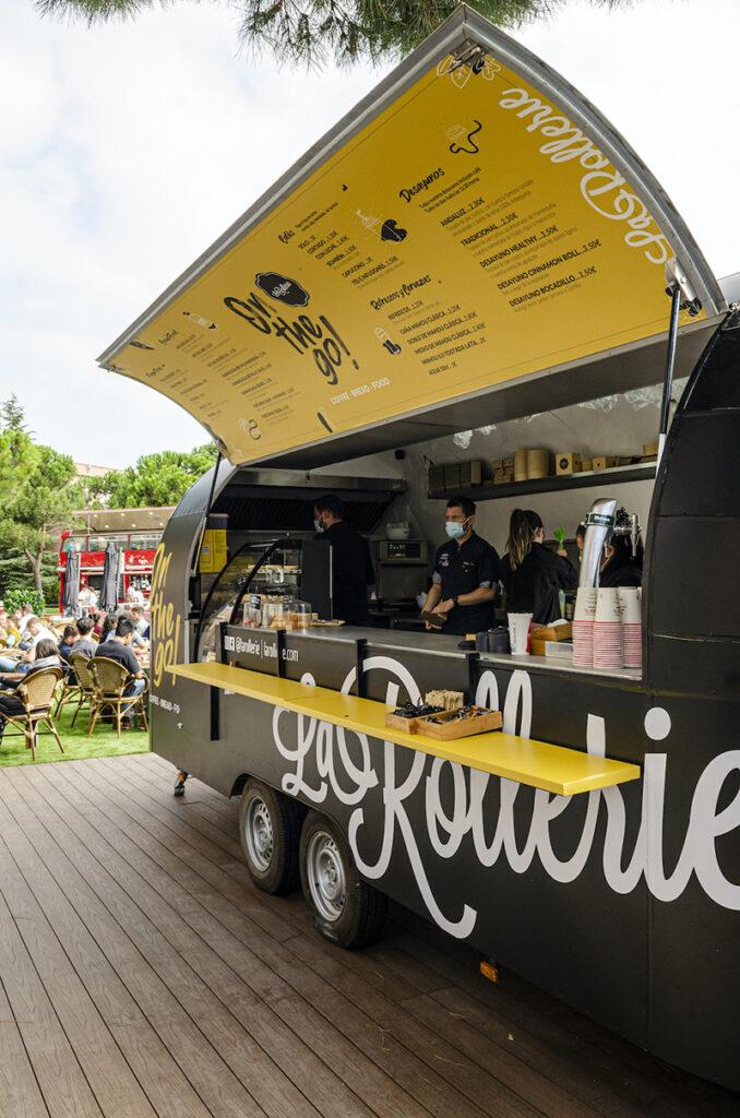 La Rollerie apertura FoodTruck restauración Inversiones Venespor noticias retail