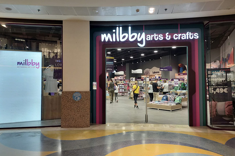 Milbby Guaw Area Sur noticias retail