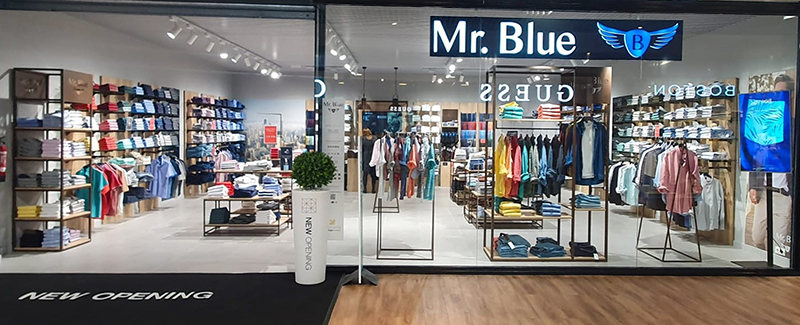 Mr Blue Getafe The Style Outlets noticias retail
