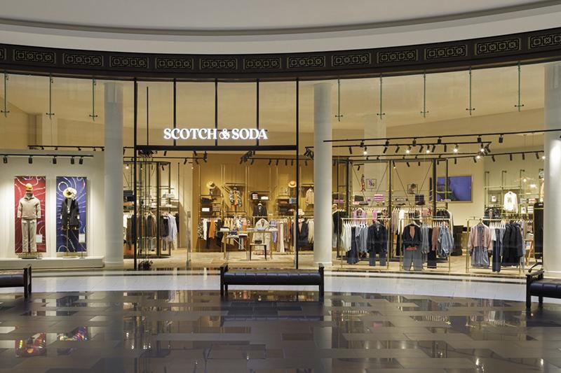 Scotch & Soda expansion Madrid noticias retail