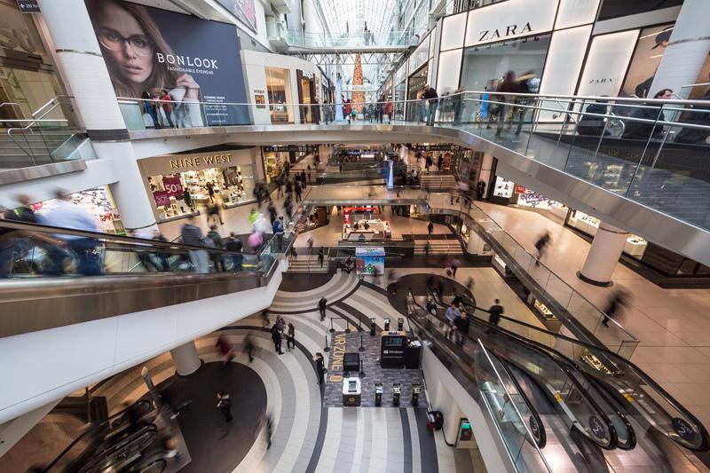 ShopperTrak índice afluencias España septiembre noticias retail