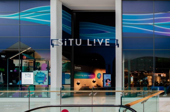 Situ Live revolucionaria experiencia comercial Westfield London noticias retail