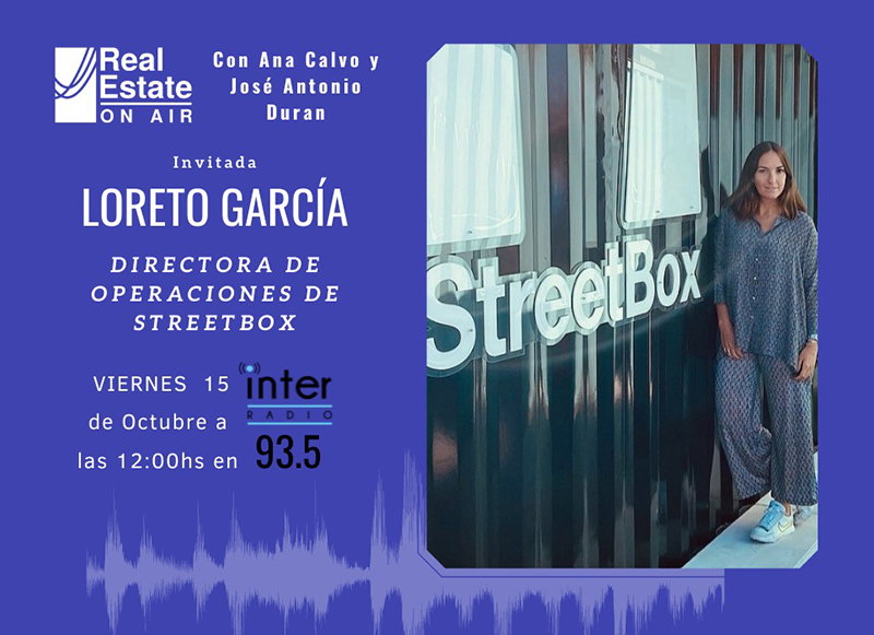 StreetBox Real Estate On Air noticias retail