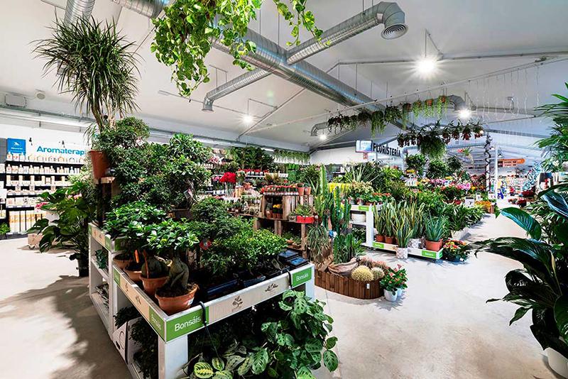 Verdecora Diagonal garden center Barcelona noticias retail