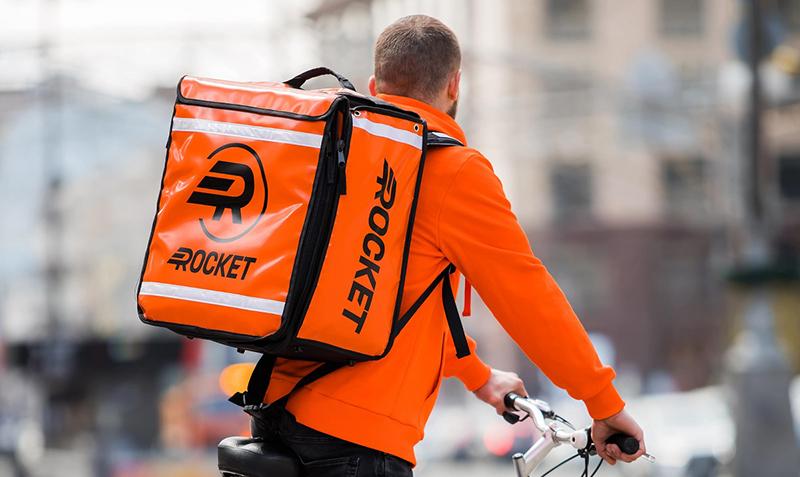 delivery Rocket Espana riders noticias retail